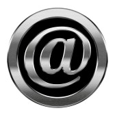 16334980-email-symbol-silver-isolated-on-white-background